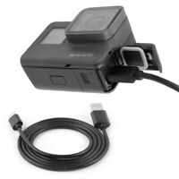 Action Camera Cable Data Type-C Charging USB For Gopro Hero 8/7/6/5