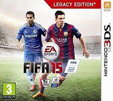 Nintendo 3ds FIFA 15 (nintendo 3ds) Legacy Edition