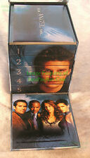 Angel Complete Series Collector's Set Limited Edition DVD Joss Whedon Excel Cond