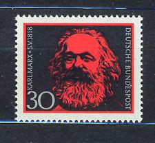 ALEMANIA/RFA WEST GERMANY 1968 MNH SC.985 Karl Marx