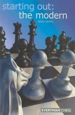 Starting Out: The Modern By Nigel Davies NEW CHESS BOOK