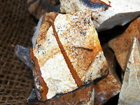 2000 Carat Lots of Picture Jasper Rough - Plus a FREE Faceted Gemstone