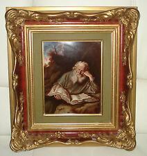 Rosenthal Porzellan Bildplatte Bild