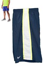 Nuevos Nike Niños Ligero Ventilado Dri-FIT Pantalón Corto Deportivo Azul M