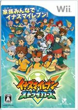 Used Wii  Inazuma Eleven Strikers Nintendo JAPAN JP JAPANESE JAPONAIS IMPORT