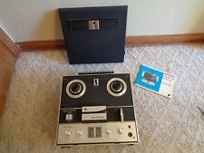 Vintage PANASONIC RS-760S Stereo Tape Recorder Reel To Reel