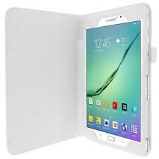 Funda protectora para Samsung Galaxy Tab S2 8.0 - Blanca - Función soporte
