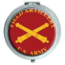 Field Artillery US Army Compact Mirror