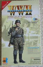 "Dragon Action Figure alemán ww11 Willi Kahler 1/6 12"" en Caja hizo Cyber Hot Toy"
