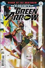 Green Arrow No.7 / 2016 DC Universe Rebirth / Benjamin Percy & Stephen Byrne
