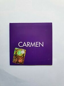 Carmen Consoli - RARITIES - Viola - Mini CD singolo promo Fan Club
