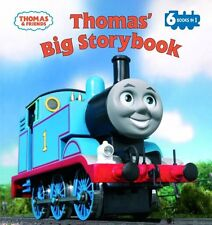 Thomas' Big Storybook 6 Books in 1 by W. Awdry Thomas, James,Dielsel & more