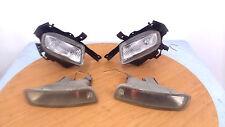 JDM Toyota Celica ST202 ST205 Bumper Fog Lights Turn Signal Light Pair OEM