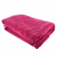 New 100% Cotton Large bath Towel Super Soft 500 GSM Face Hand Sheet