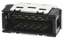 3M 101 Series 1.27mm Pitch 20 Way Mini D Ribbon IDC Connector, Plug, Steel Shell