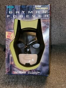 New Vintage 1995 Batman Forever 3D Viewmaster View Master NIP