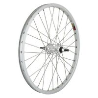 "Wheel Master 20"" Alloy Bmx Wheels  - 20In - Rr - 18 - B/O 3/8 - Sil - Sun Cr18 -"