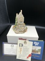""" LilliPut Land Limited 1990"" The Tudor Merchant. W/box & Deeds"