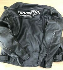 Triumph Rocket III Leather Jacket size 40/50 (SMALL)