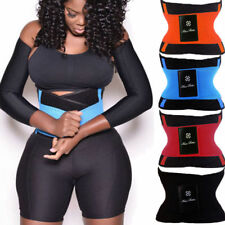Waist Trainer Weight Loss Women Sauna Sweat Thermo Gym Sport Body Shaper Belt