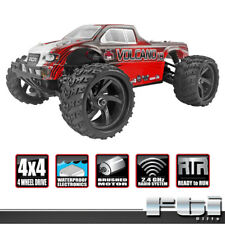 Redcat Racing Volcano 18 V2 1/18 RED Electric Monster Truck RC Remote Control