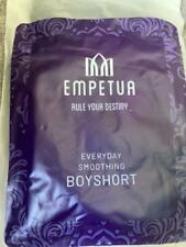 EMPETUA High-Waisted Body Shaper Boyshorts - Tummy Control Shaping XXXL - Black