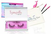 100% 3D Mink Eyelashes Szimpella by Kimi CRUELTY FREE Eyelash Kit