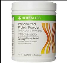 Herbalife Personalized Protein Powder Gluten-Free 12.7 Oz 100% Authentic Product