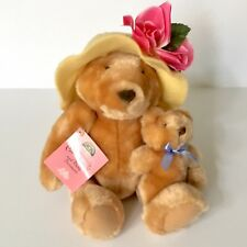Hallmark Plush Momma Bear & Baby Mother's Day New Mom Shower Gift Bearnadette