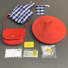 "8PCS 18"" American Girl Beforever Nanea's Hawaii & Molly's Purse Bag Hat Toy"