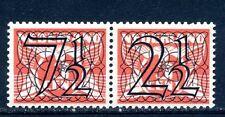 NVPH  356a paartje postfris