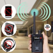 NEW Anti-Spy Signal Bug RF Detector Hidden Camera Lens GSM Device Tracer Finder