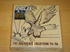The Eagles THE BROADCAST COLLECTION '74 -'94 Live 7 CD Import Box Set US Seller