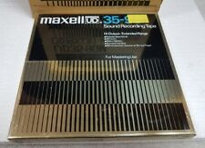 One MAXELL UD 35-90 Reel to Reel Tape New from the box