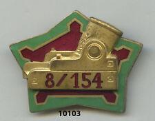 Insigne de forteresse , 8 Bie. /  154  Rgt. d'Artillerie de Position