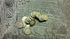 Lot of (5) Canadian $.25 !! 80% Silver !!