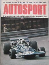 AUTOSPORT magazine 22 April 1971