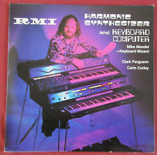 RMI HARMONIC SYNTH FUNKY MOOG PRIVATE BREAKS   LP ORIG  US PROMO MANDEL  CURLEY