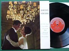 Johann Strauss II Waltzes Vienna State Opera Orchestra Julius Rudel TP 362 LP