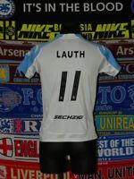 """4/5 1860 Munich 32/34"""" 164cm #11 Lauth football shirt jersey trikot soccer"""