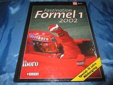 Faszination   Formel 1  ,  2002  ,  Bildband  Motorsport - Geschichte