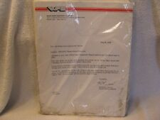 1986 NOS WFE White Farm Equipment Repair Parts Price List Still in Plastic!!