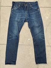 RRL Slim Fit Selvedge Jeans 30x30 Worn