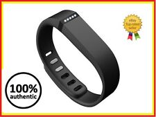 Fitbit Black Wireless Wrist Band Sleep Activity Tracker Compatible IOS Android G