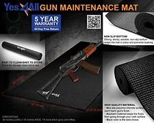 Cleaning PAD 36 X 16 INCH AR-15 M16 M4 Mat GUN Remington Shotgun Non-Slip NEW