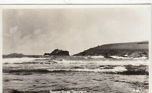 Rough Seas, TREVONE, Cornwall RP