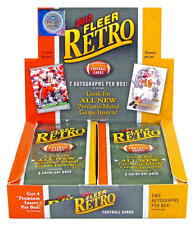 (HCW) 2013 Panini Fleer Retro Hobby Football Pack - Look for Autos & Jerseys