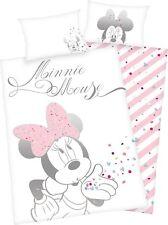 Minnie Mouse Bettwäsche 40x60 100x135 Cm Disney