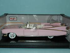 Maisto Premier Edition 1/18 1959 Cadillac Eldorado Biarritz Pink MIB