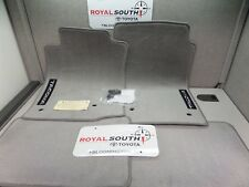 Toyota Genuine Oem Gray Car And Truck Floor Mats And Carpets Ebay